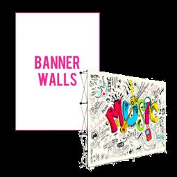 Banner Walls Straight