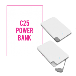 C25 Power Bank
