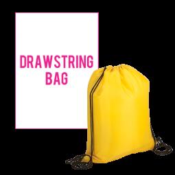 Drawstring Bag 210D