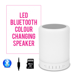 LED Bluetooth Colour Changing Speaker