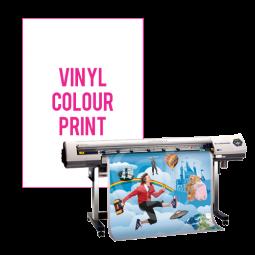 Vinyl Colour Print - 1m2